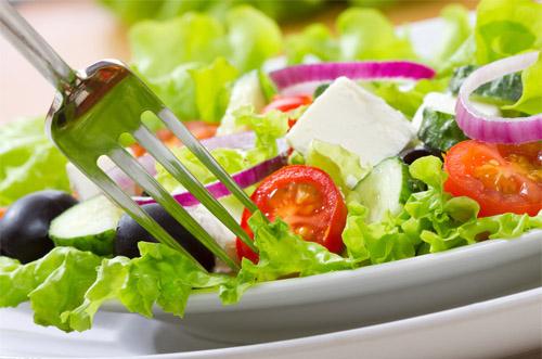 salade coupe faim naturel