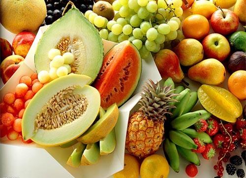 fruits riches en fibres alimentaires