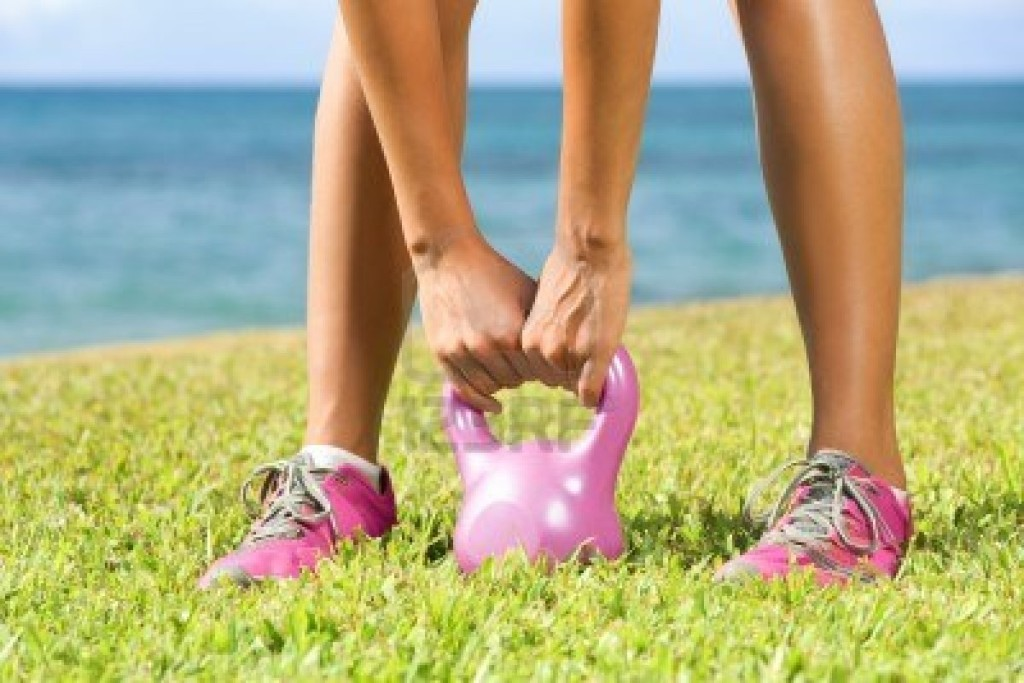 entrainement kettlebell exercices