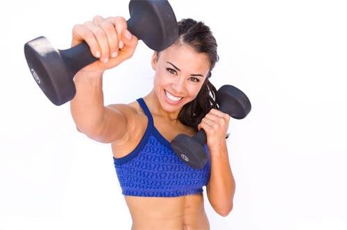 musculation poids sport habitude
