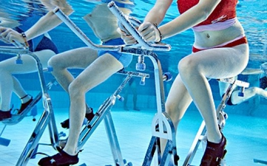 aquabiking anti cellulite