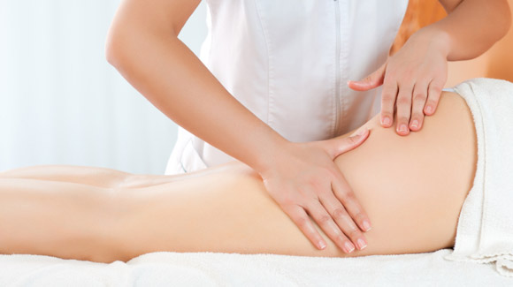 massage anti cellulite