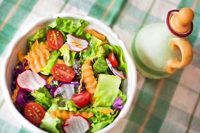 salade pour maigrir
