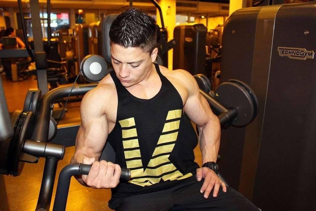 comment gagner en masse musculaire naturellement