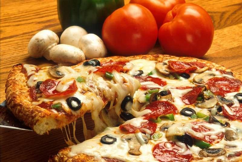 pizza aliment a supprimer pour maigrir
