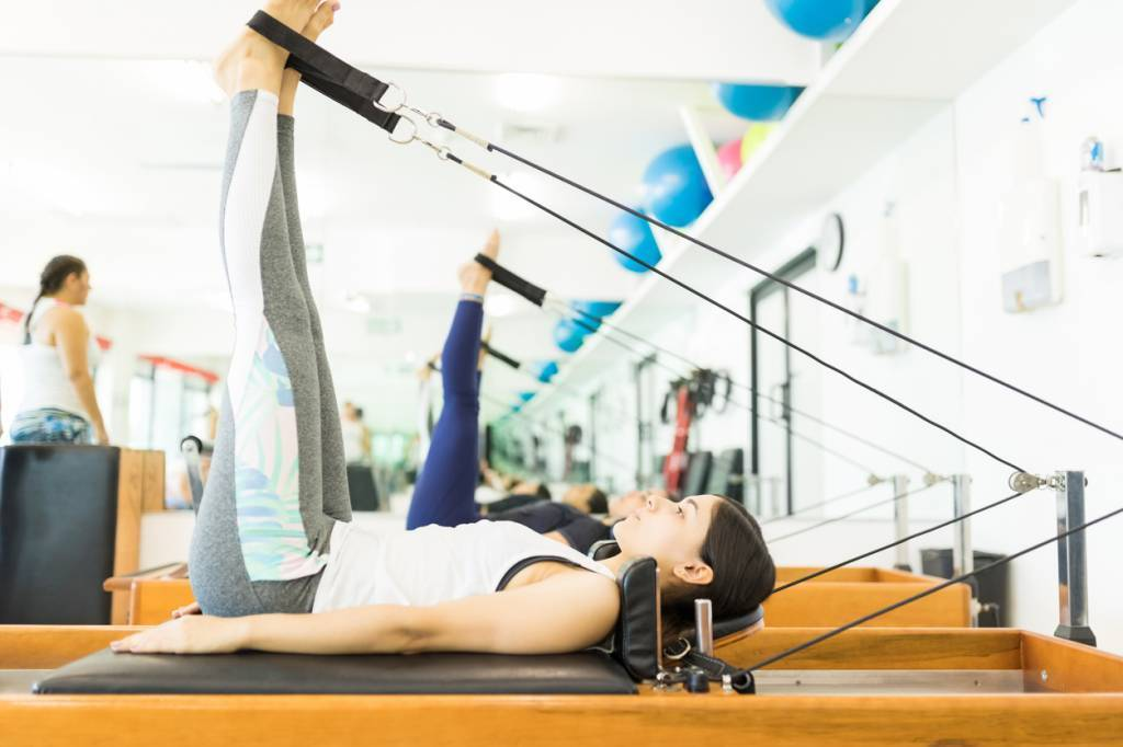 équipement de pilates